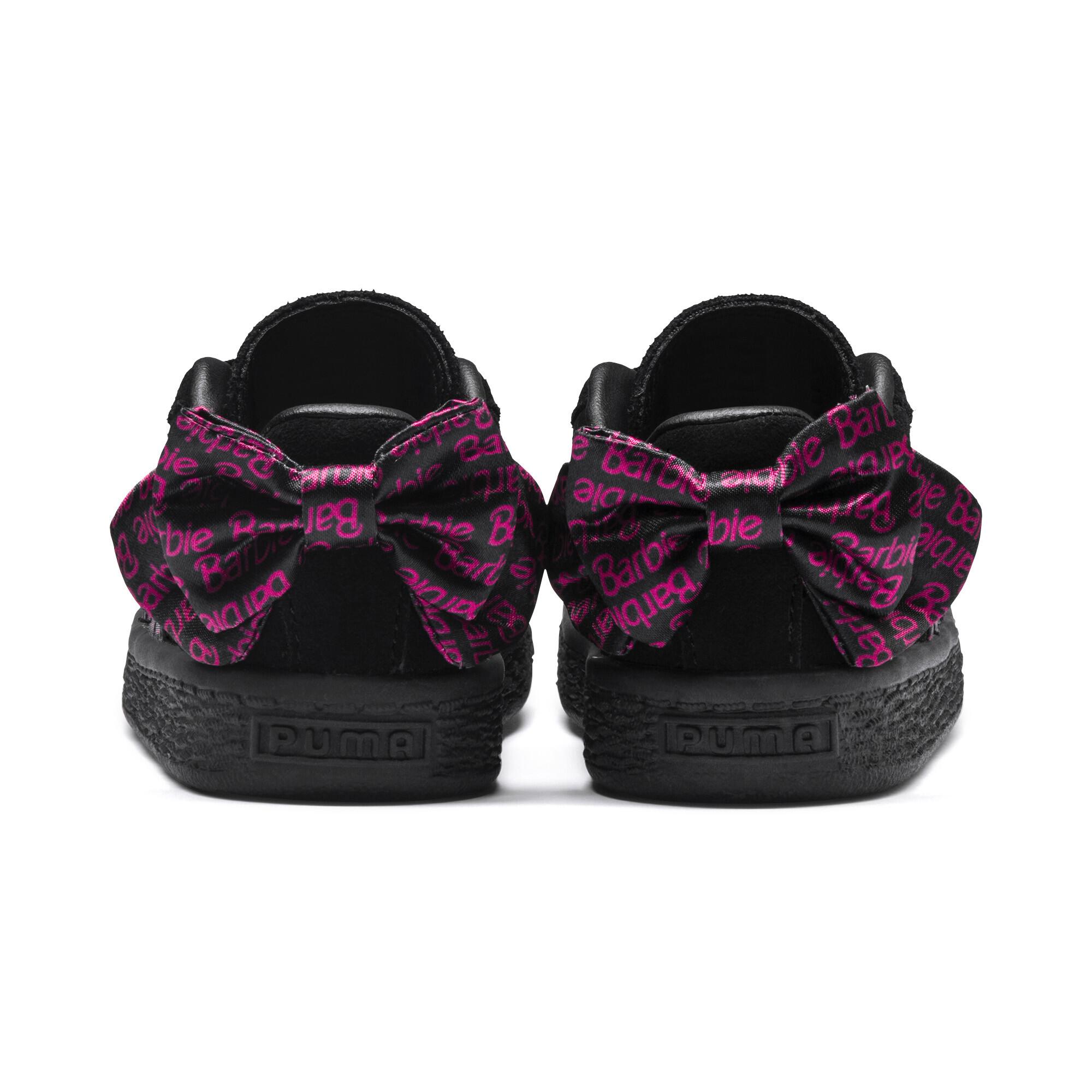 Image Puma PUMA x BARBIE Suede Classic Kids' Sneakers (No Doll) #4