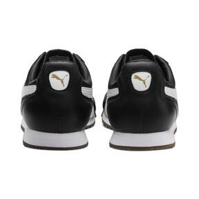Thumbnail 4 of Roma Anniversario Sneakers, Puma Black-Puma White, medium