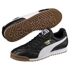 Thumbnail 2 of Roma Anniversario Sneakers, Puma Black-Puma White, medium