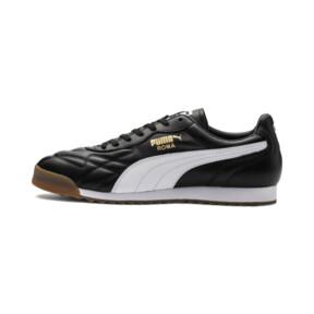 Thumbnail 1 of Roma Anniversario Sneakers, Puma Black-Puma White, medium