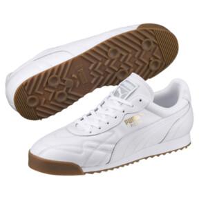 Thumbnail 2 of Roma Anniversario Sneakers, Puma White-Puma White, medium