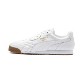 Thumbnail 1 of Roma Anniversario Sneakers, Puma White-Puma White, medium