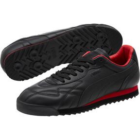 Thumbnail 2 of Roma Anniversario Sneakers, Puma Black-High Risk Red, medium