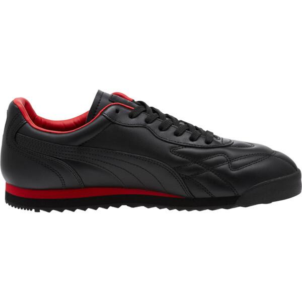 Roma Anniversario Sneakers, Puma Black-High Risk Red, large