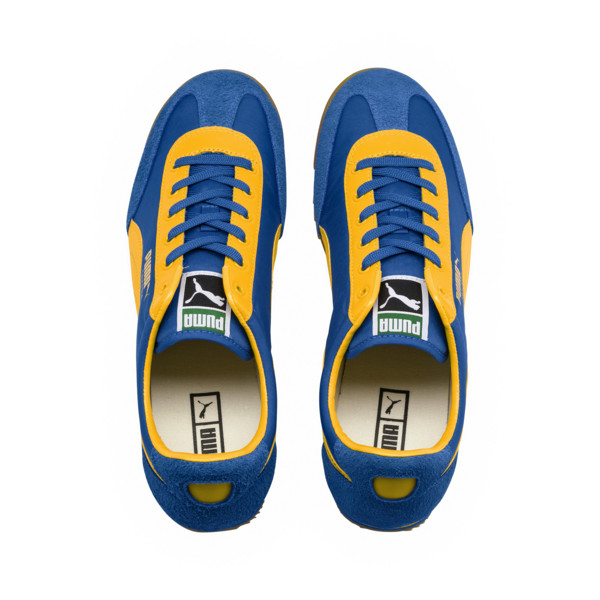 Tahara Original Sneaker, Strong Blue-Spectra Yellow, large