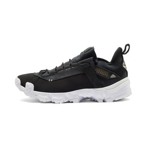 Thumbnail 1 of Trailfox Running Shoes, Puma Black-Puma White, medium