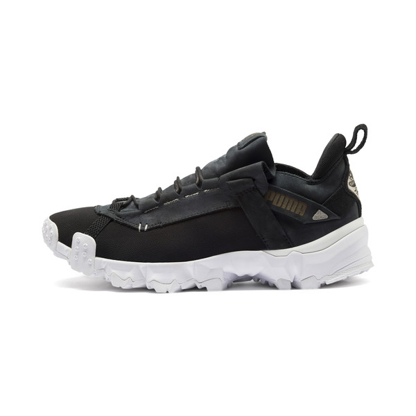Trailfox Running Shoes, Puma Black-Puma White, large