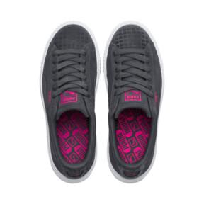 Thumbnail 6 of Suede Platform Street 2 Women's Sneakers, Iron Gate-Iron Gate, medium