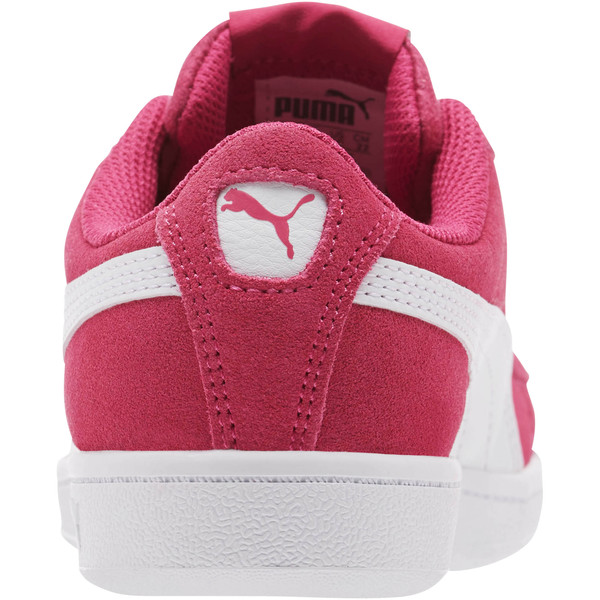 PUMA Vikky Sneakers JR, Beetroot Purple-Puma White, large