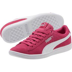 Thumbnail 2 of PUMA Vikky Sneakers JR, Beetroot Purple-Puma White, medium