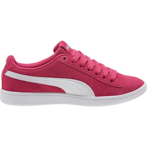 Thumbnail 3 of PUMA Vikky Sneakers JR, Beetroot Purple-Puma White, medium
