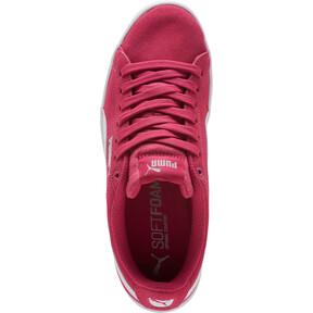 Thumbnail 5 of PUMA Vikky Sneakers JR, Beetroot Purple-Puma White, medium