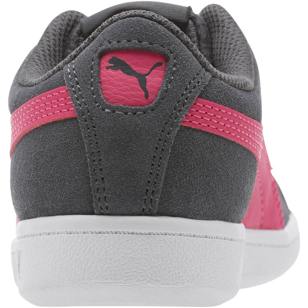 PUMA Vikky Sneakers JR, Iron Gate-Beetroot-Silver, large