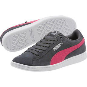 Thumbnail 2 of PUMA Vikky Sneakers JR, Iron Gate-Beetroot-Silver, medium