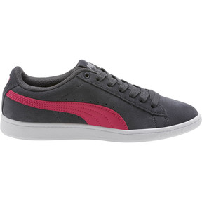 Thumbnail 3 of PUMA Vikky Sneakers JR, Iron Gate-Beetroot-Silver, medium