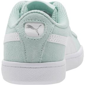 Thumbnail 4 of PUMA Vikky AC Little Kids' Shoes, Fair Aqua-Puma White, medium