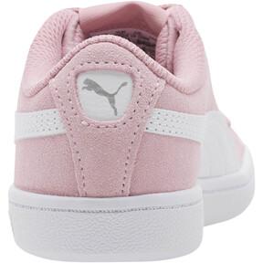 Thumbnail 4 of PUMA Vikky AC Sneakers PS, Pale Pink-Puma White, medium
