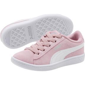Thumbnail 2 of PUMA Vikky AC Sneakers PS, Pale Pink-Puma White, medium