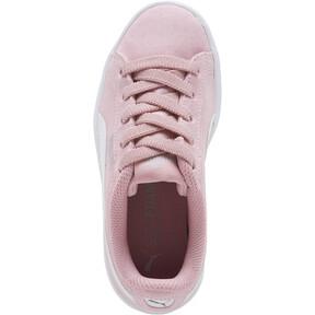 Thumbnail 5 of PUMA Vikky AC Sneakers PS, Pale Pink-Puma White, medium