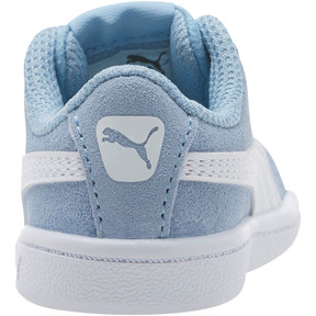 Thumbnail 4 of PUMA Vikky AC Sneakers INF, CERULEAN-White-Metallic Gold, medium