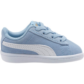 Thumbnail 3 of PUMA Vikky AC Sneakers INF, CERULEAN-White-Metallic Gold, medium