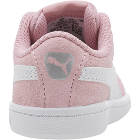 Thumbnail 4 of PUMA Vikky AC Toddler Shoes, Pale Pink-Puma White, medium