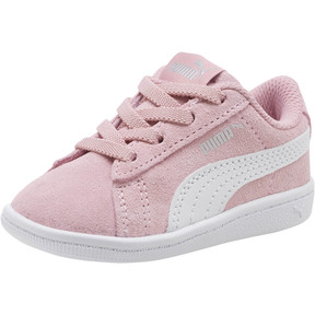 Thumbnail 1 of PUMA Vikky AC Toddler Shoes, Pale Pink-Puma White, medium