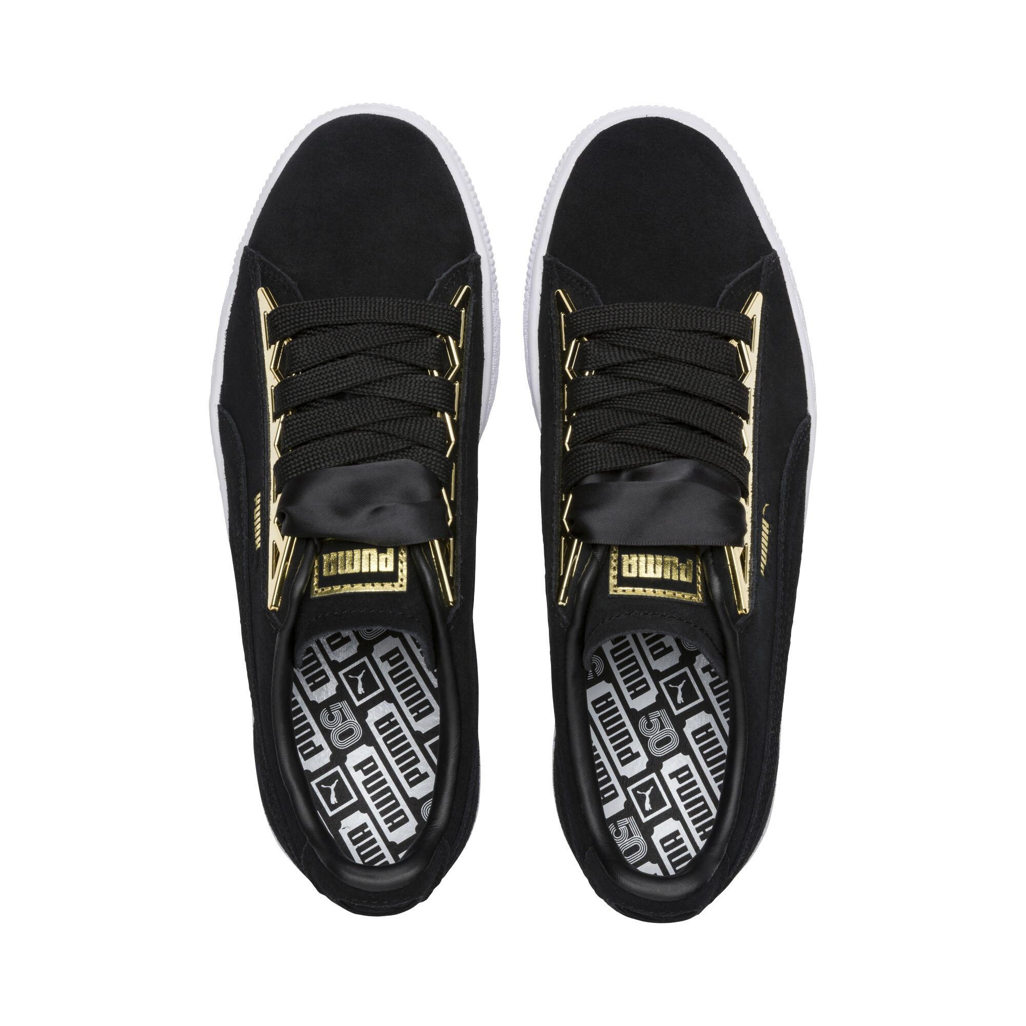 promo code 21f48 6c02a Details about PUMA Suede Jewel Metallic Women's Sneakers Women Shoe Sport  Classics