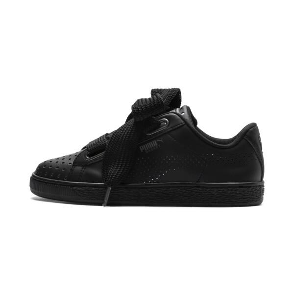 4ea4d49c41a Basket Heart Lux Women's Sneakers