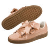 Imagen PUMA Zapatillas de cotelé Basket Heart para mujer #3
