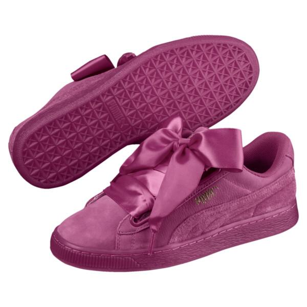 wholesale dealer 2c72a 47cb6 Basket Heart Lunar Glow Women's Sneakers