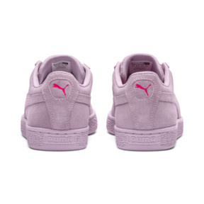 Thumbnail 4 of Suede Classic Street 2 Women's Sneakers, Wins Orchid-Puma Aged Silver, medium