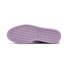 Thumbnail 3 of Suede Classic Street 2 Women's Sneakers, Wins Orchid-Puma Aged Silver, medium