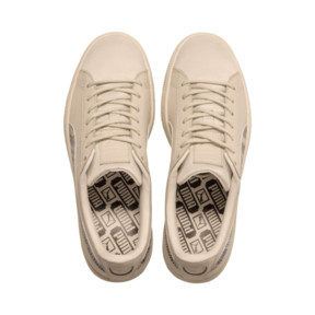 Thumbnail 6 of Basket Classic Mimicry Women's Sneakers, Vanilla Cream-Vanilla Cream, medium