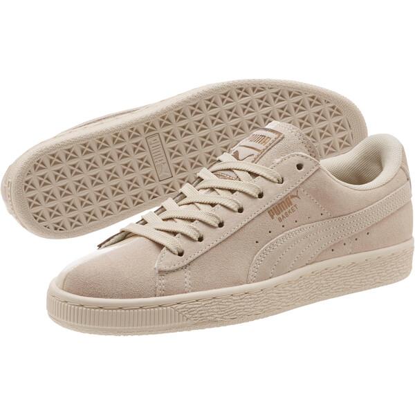 Basket Classic LunarGlow Women's Sneakers, Birch-Birch, large