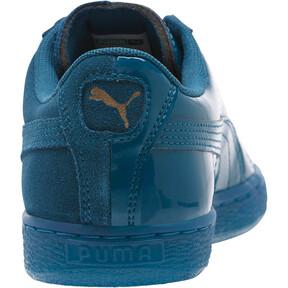 Thumbnail 4 of Basket Classic LunarGlow Women's Sneakers, Corsair-Corsair, medium