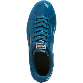 Thumbnail 5 of Basket Classic LunarGlow Women's Sneakers, Corsair-Corsair, medium
