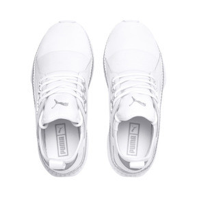 Thumbnail 6 of TSUGI Apex Jewel Women's Sneakers, Puma White-Puma White, medium