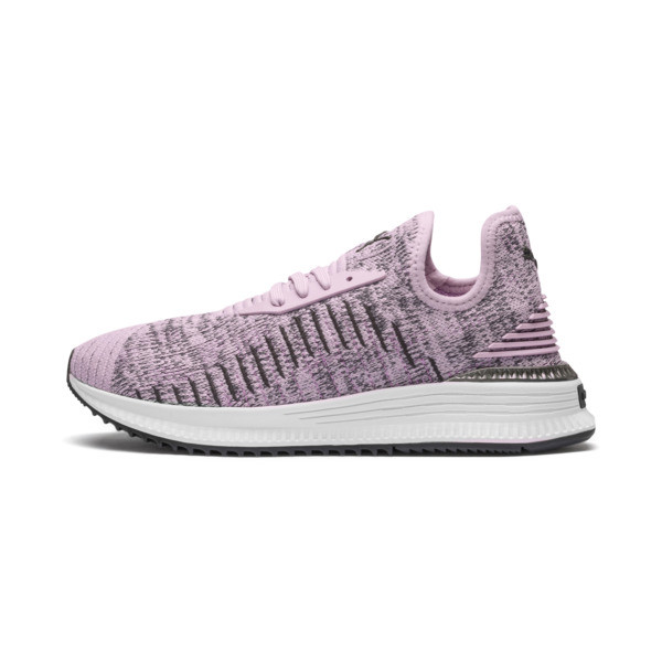 AVID evoKNIT Mosaic Women's Sneakers, WOrchid-IGate-Orchid, large