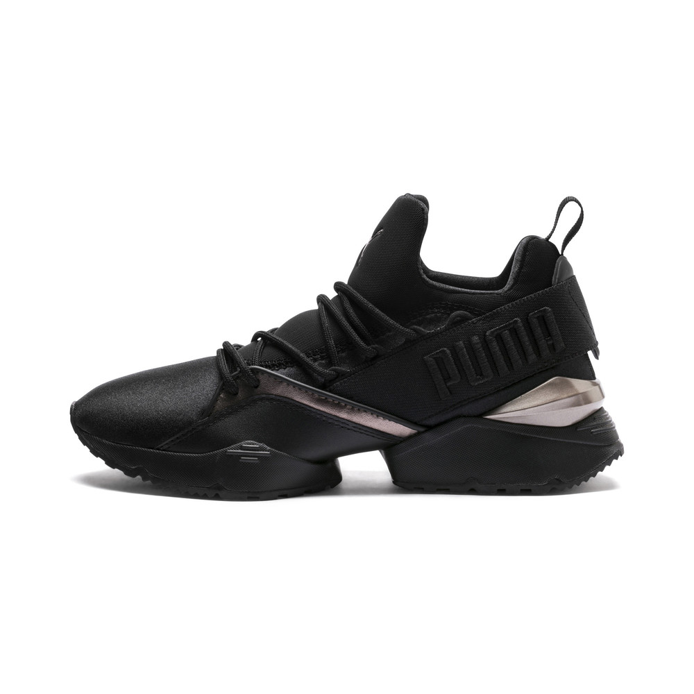 Image Puma Muse Maia Luxe Women's Sneakers #1