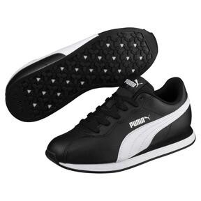 Miniatura 2 de Zapatos deportivos Turin II para JR, Puma Black-Puma White, mediano