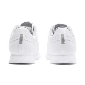 Thumbnail 4 of Turin II Sneakers JR, Puma White-Puma White, medium