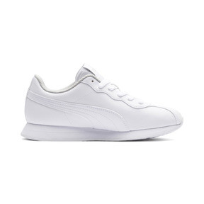 Thumbnail 5 of Turin II Sneakers JR, Puma White-Puma White, medium