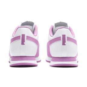 Thumbnail 4 of Turin II Sneakers JR, Puma White-Orchid, medium