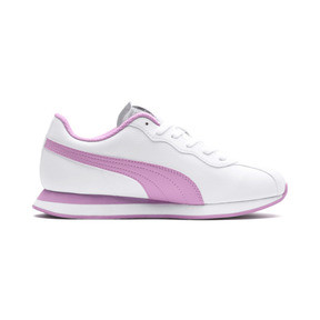 Thumbnail 5 of Turin II Sneakers JR, Puma White-Orchid, medium