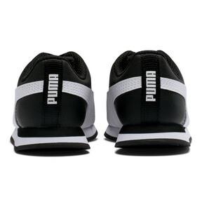 Miniatura 3 de ZapatosTurin II AC para niños, Puma Black-Puma White, mediano