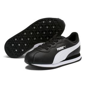 Thumbnail 2 of Turin II AC Sneakers PS, Puma Black-Puma White, medium