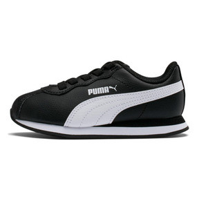 Miniatura 1 de ZapatosTurin II AC para niños, Puma Black-Puma White, mediano