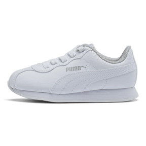 Miniatura 1 de ZapatosTurin II AC para niños, Puma White-Puma White, mediano