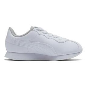 Miniatura 5 de ZapatosTurin II AC para niños, Puma White-Puma White, mediano